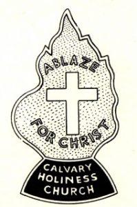 Calvary Holiness Logo