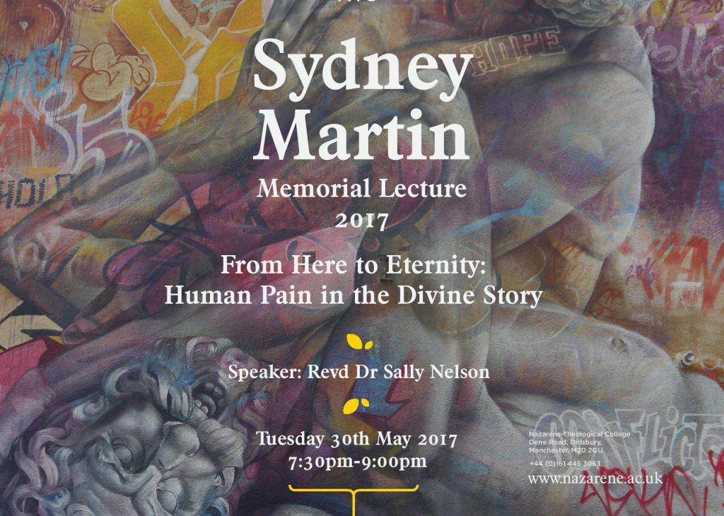 Sydney Martin 2017 Poster